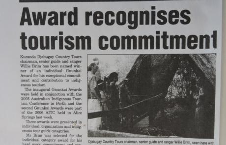 willie-brim-award-recognises-tourism-commitment